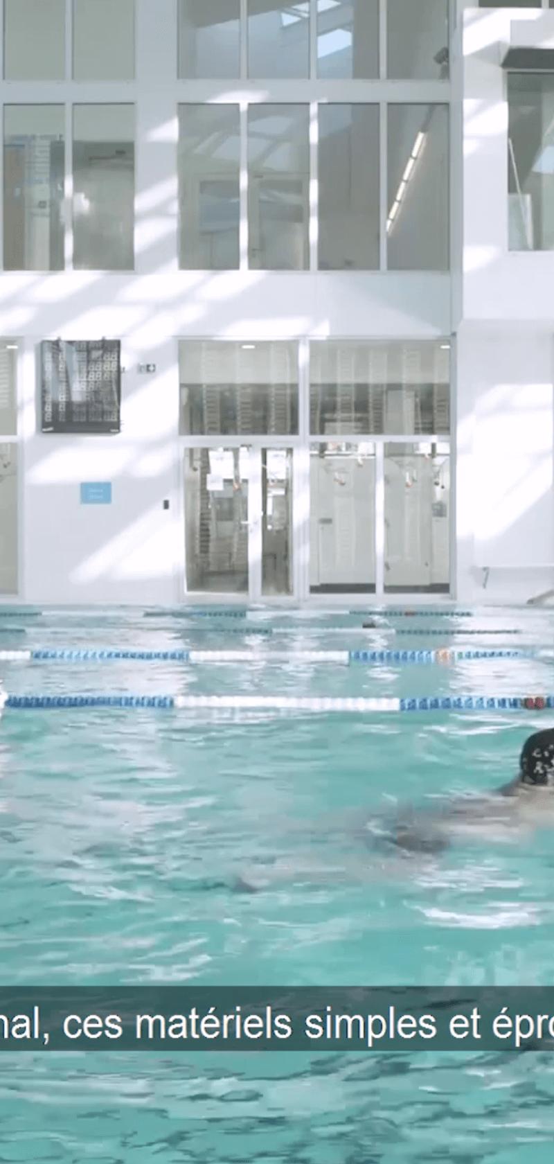 Chauffer des piscines publiques